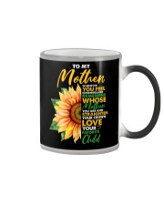 Remember Whose Mother You're Color Changing Mug thumbnail