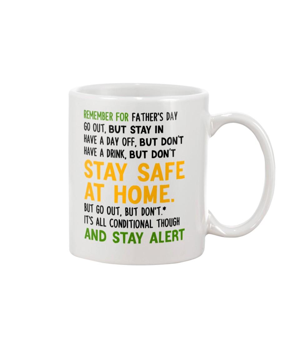 Stay Alert Uk Mug