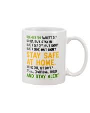 Stay Alert Uk Mug front