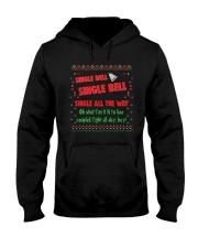 Sing Bell Xmas Hooded Sweatshirt thumbnail