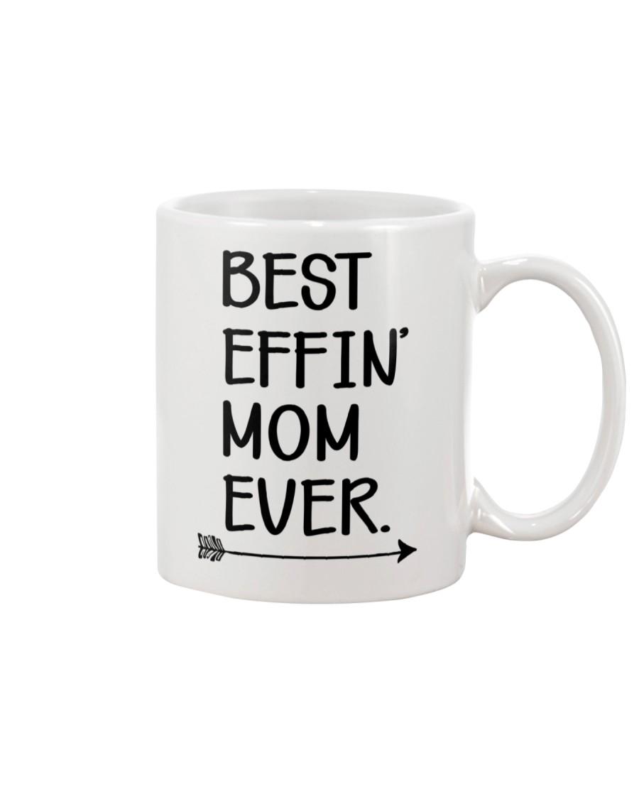 Best Effing Mom Mug