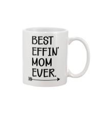 Best Effing Mom Mug front