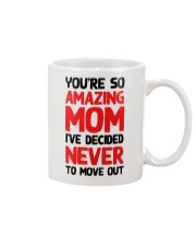 Never To Move Out Mug front