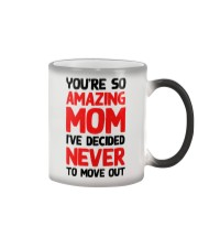 Never To Move Out Color Changing Mug thumbnail
