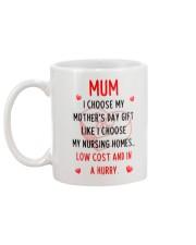 Little Mum Mug back