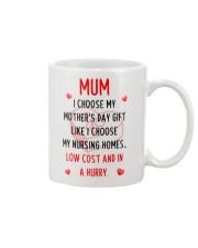 Little Mum Mug front