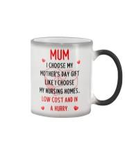 Little Mum Color Changing Mug thumbnail