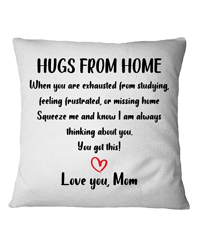 Mom Hugs From Home