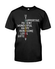 Stepdad Retro Vintage  Classic T-Shirt front