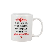 Mom Try Again  Mug front