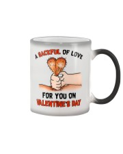 Sackful Love Valentine Color Changing Mug thumbnail