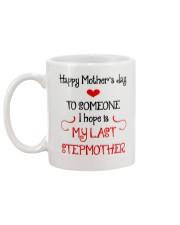 Hope Is My Last Stepmom Mug back