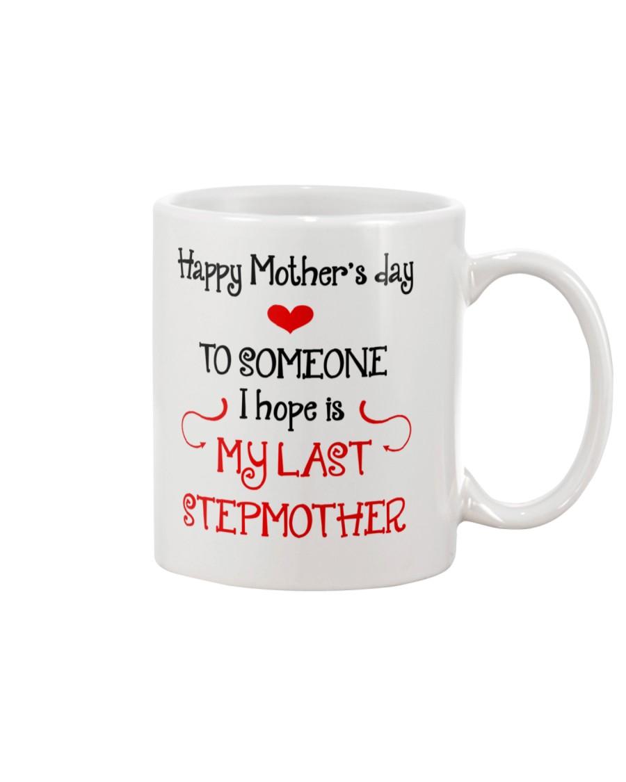 Hope Is My Last Stepmom Mug