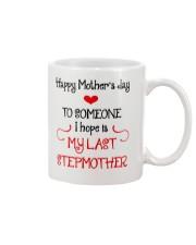Hope Is My Last Stepmom Mug front