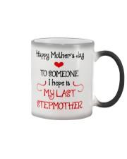 Hope Is My Last Stepmom Color Changing Mug thumbnail
