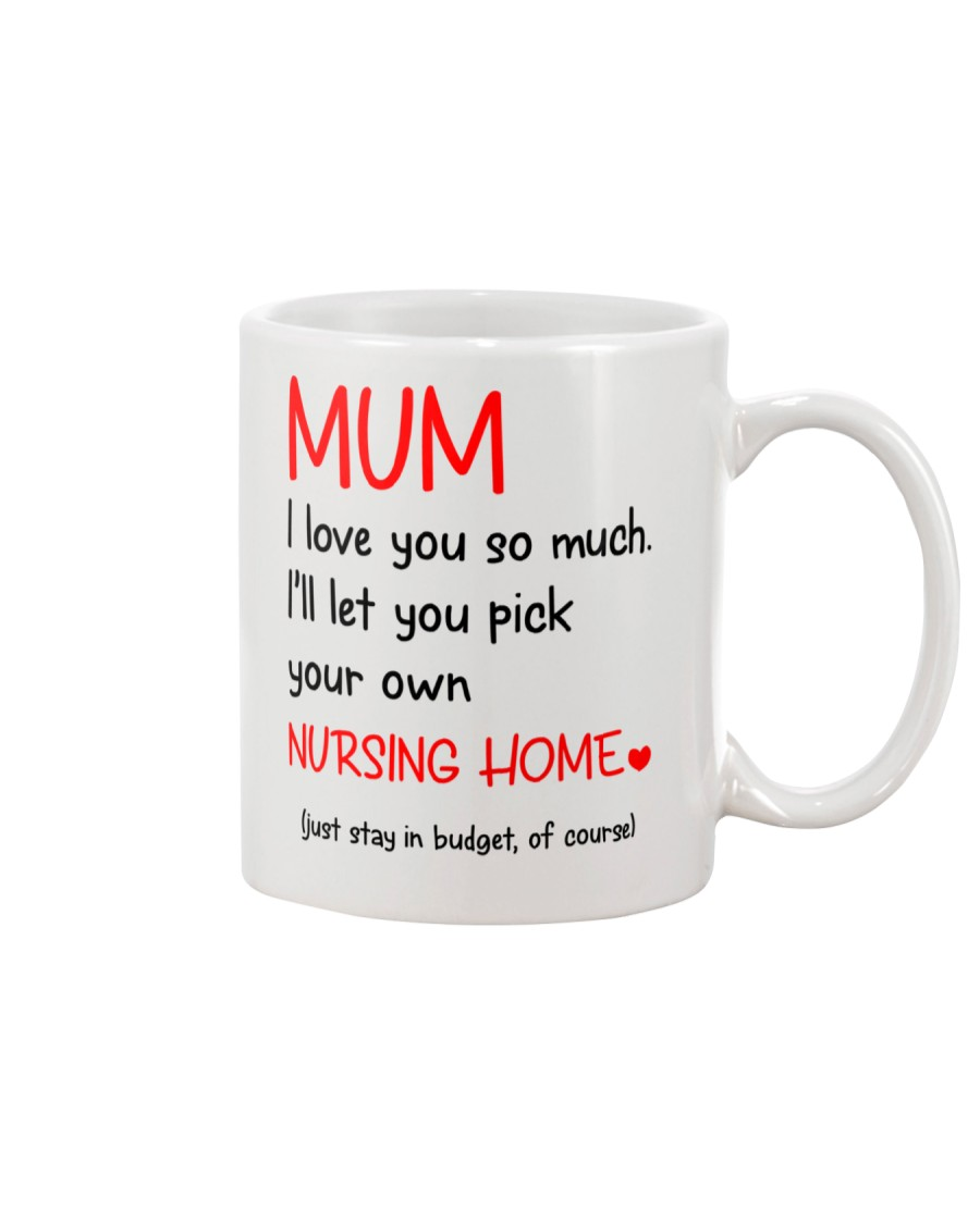 Mum Nursing Home Mug