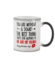 Best Thing To Vagina Color Changing Mug thumbnail