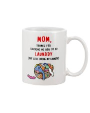 Teach Me Laundry Mug front