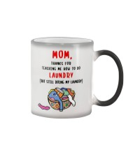 Teach Me Laundry Color Changing Mug thumbnail