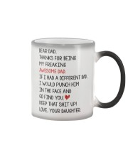 If Different Dad Color Changing Mug thumbnail