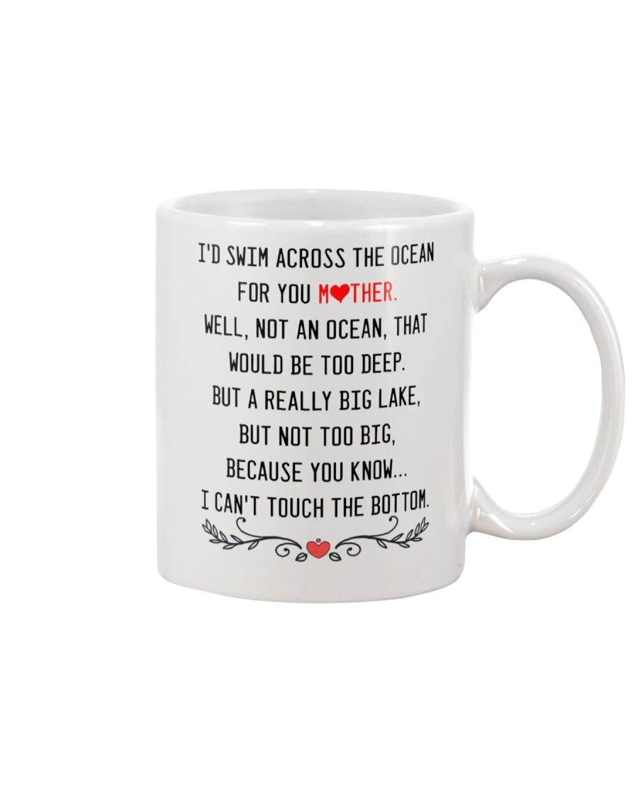 Mother across the ocean Mug