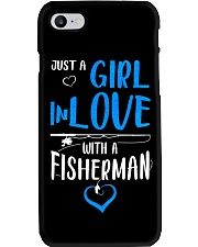 Girl In Love With A Fisherman  Phone Case thumbnail