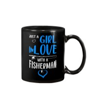 Girl In Love With A Fisherman  Mug thumbnail