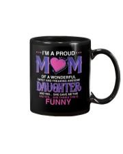 Proud Mom Of Sweet Awesome Daughter Mug thumbnail