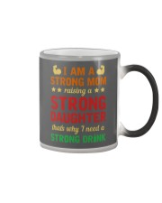 Strong Mom Need A Strong Drink Color Changing Mug thumbnail