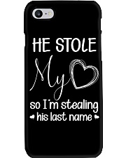 Steal Last Name Phone Case thumbnail