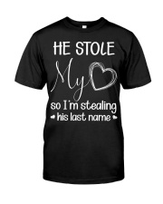 Steal Last Name Classic T-Shirt thumbnail