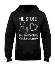 Steal Last Name Hooded Sweatshirt thumbnail