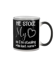 Steal Last Name Color Changing Mug thumbnail