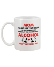 Importance Of Alcohol Mug back