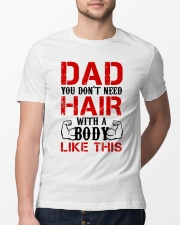 Don't Need Hair Classic T-Shirt lifestyle-mens-crewneck-front-13