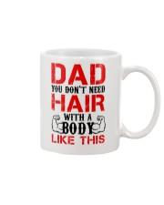 Don't Need Hair Mug thumbnail