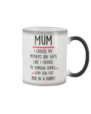 Mother's Day Gift Color Changing Mug thumbnail