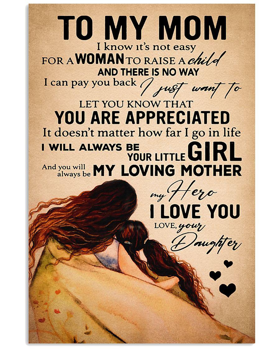 A Woman Raise A Child 11x17 Poster