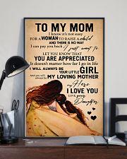 A Woman Raise A Child 11x17 Poster lifestyle-poster-2