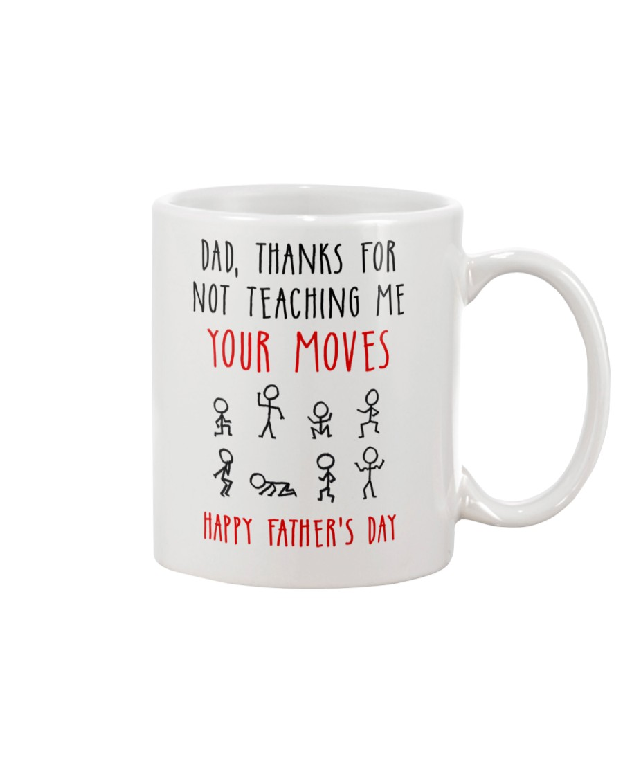 Dad Moves Mug