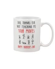 Dad Moves Mug front
