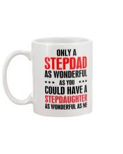 Wonderful Stepdad Mug back