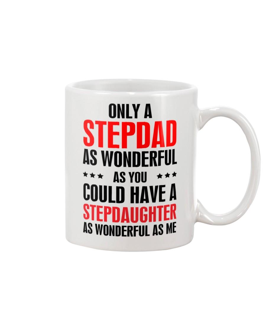 Wonderful Stepdad Mug