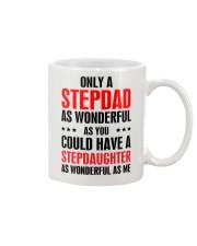 Wonderful Stepdad Mug front