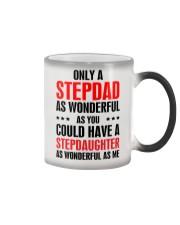Wonderful Stepdad Color Changing Mug thumbnail