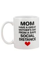 From Safe Social Distance Mug back