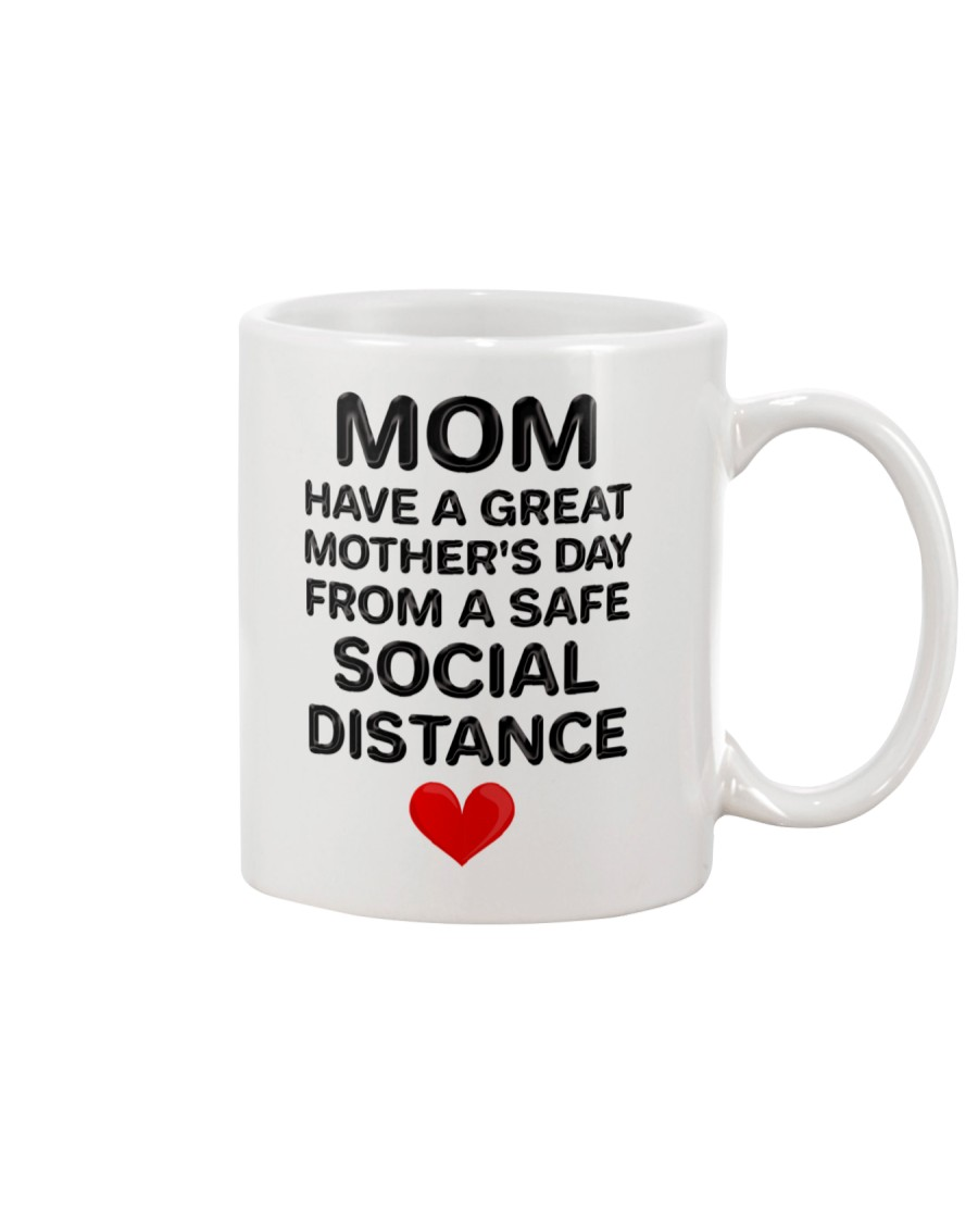 From Safe Social Distance Mug