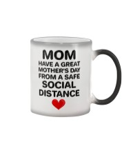 From Safe Social Distance Color Changing Mug tile