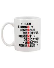 Grandma Acronym Mug back