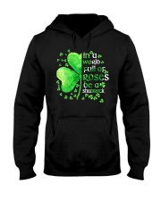 Be A Shamrock Hooded Sweatshirt tile